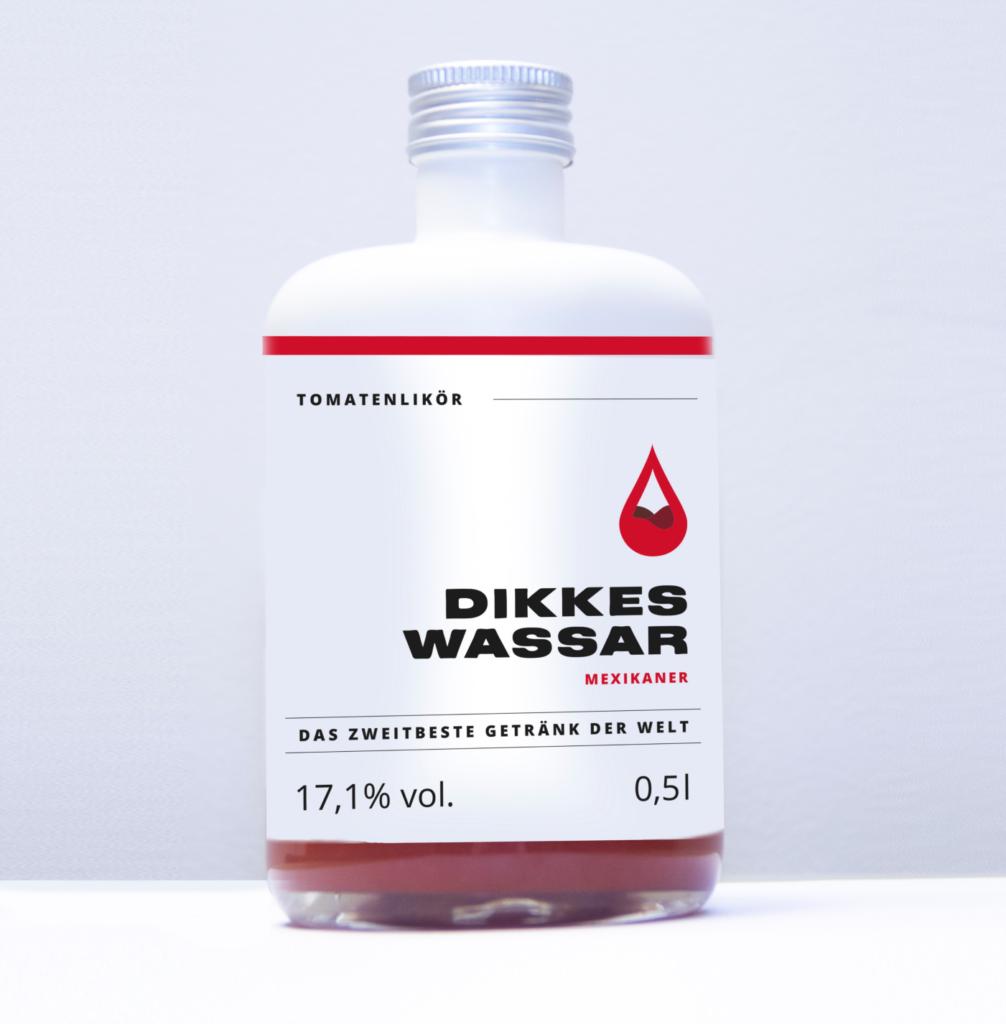 Dikkes Wassar – ein Schnaps wie kein anderer