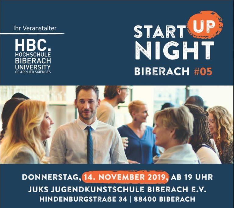 Start-up Night Biberach #05