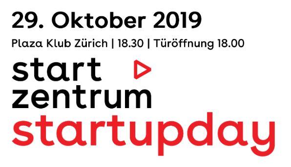 Startzentrum Startupday Zürich 2019