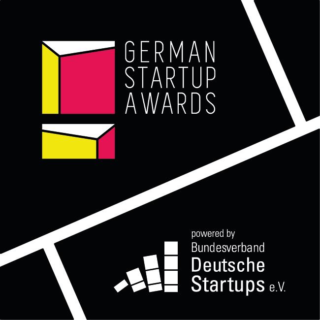 Die German Startup Awards 2020 werden am 05.03.2020 in Berlin vergeben