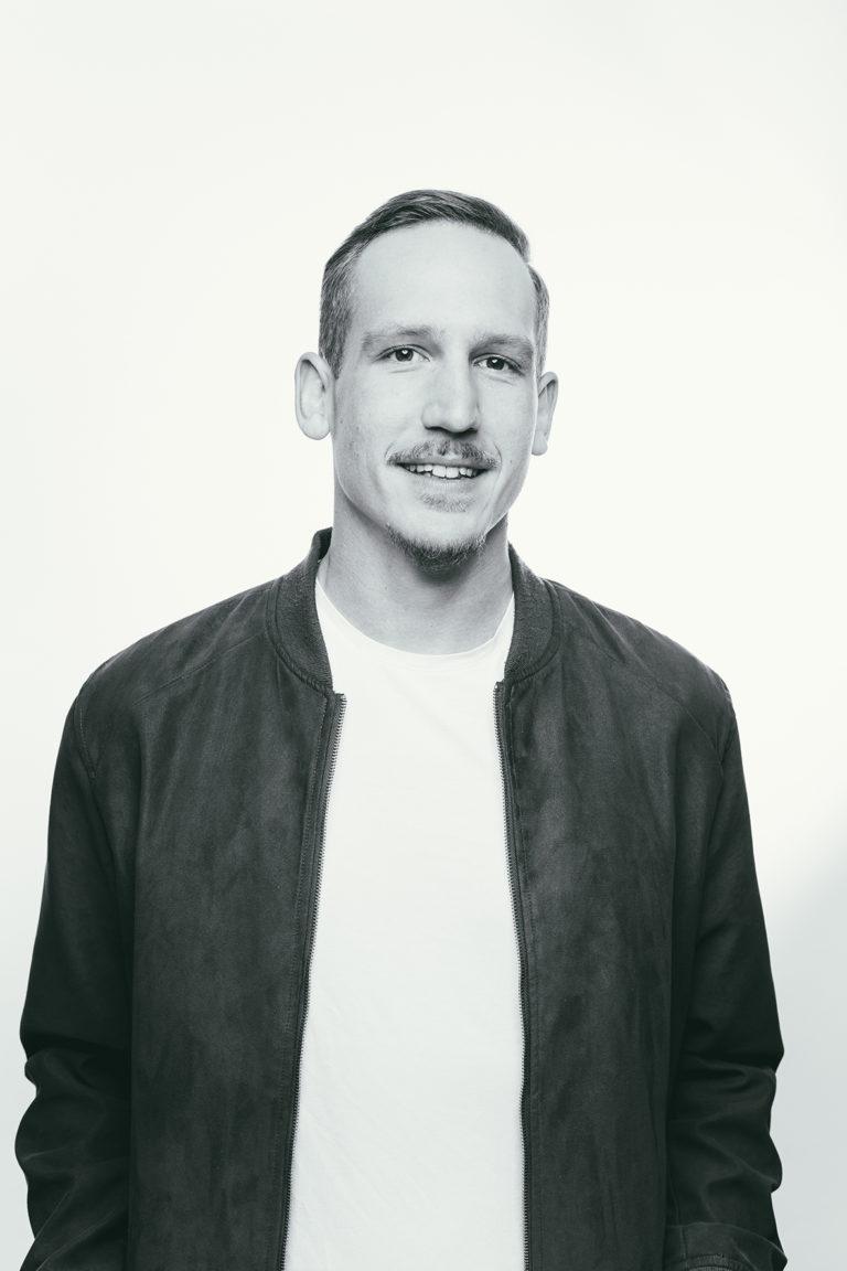 Pascal Hof von der Agentur SchillerHof