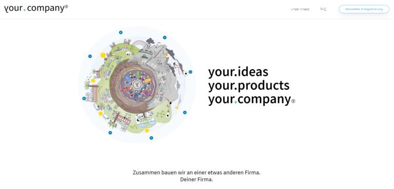 """""""Revolutionäre Kraft"""" – your.company gründet in Verantwortungseigentum"""