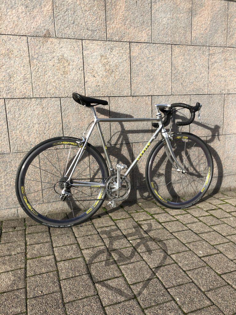 rennradliebe – bringt Dein Rennrad wieder auf die Straße