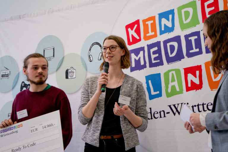Lena Mohr von Ready to Code