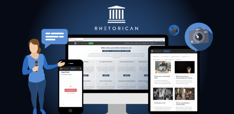 Rhetorican – die Rhetorik-Plattform