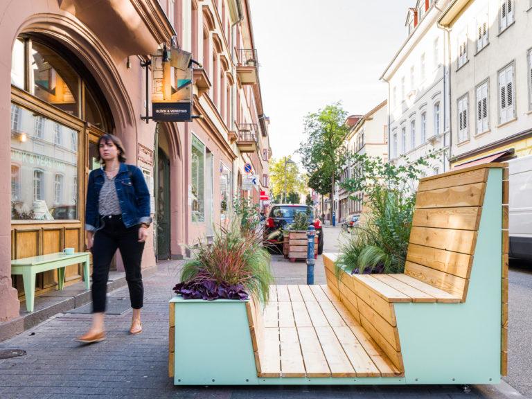 CITYDECKS – schafft hochwertige Aufenthaltsmöglichkeiten in der Stadt