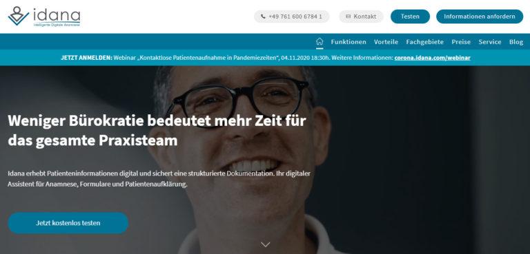 Dr. med. Lucas Spohn von der Tomes GmbH im Interview