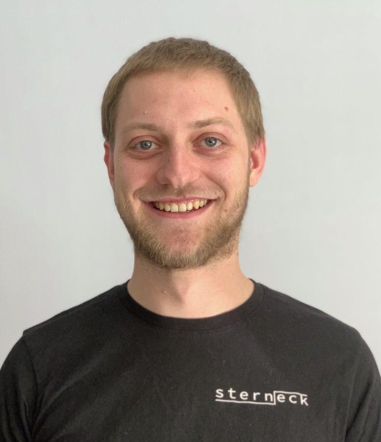 Moritz Reinert von Studio Sterneck