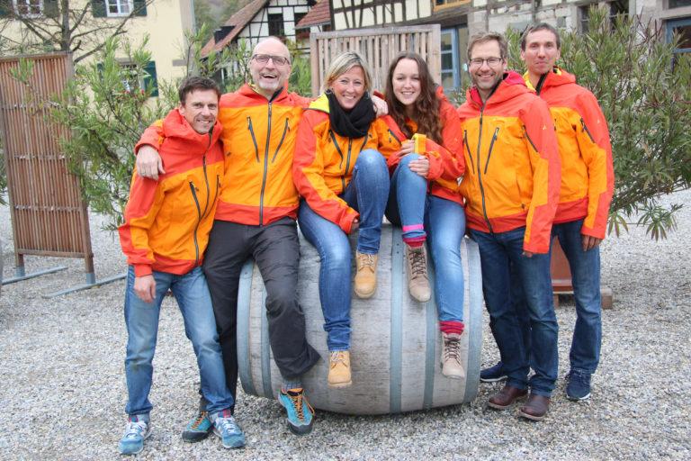 Die Schrittmacher aus Stuttgart im Interview