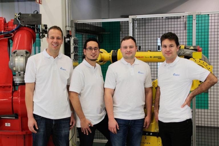 Siebenstellige Finanzierung für Roboter-Betriebssystem