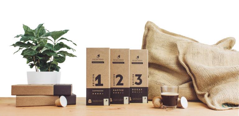 Die Waiblinger Kaffeekapsel aus Holz: Mit regionalen Produkten plastikfrei durch die Krise